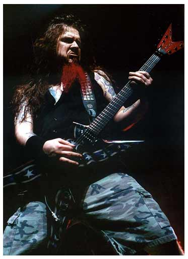 dimebag darrell guitars wallpapers